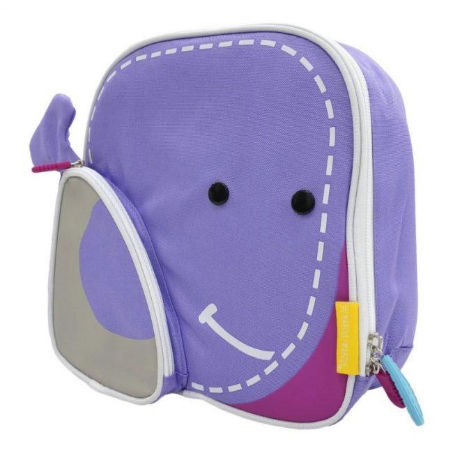 Παιδική Iσοθερμική Τσάντα πλάτης γεύματος Μarcus & Μarcus φάλαινα ιδανική για τις βόλτες, το γεύμα η το βρεφικό σταθμό, προνήπιο