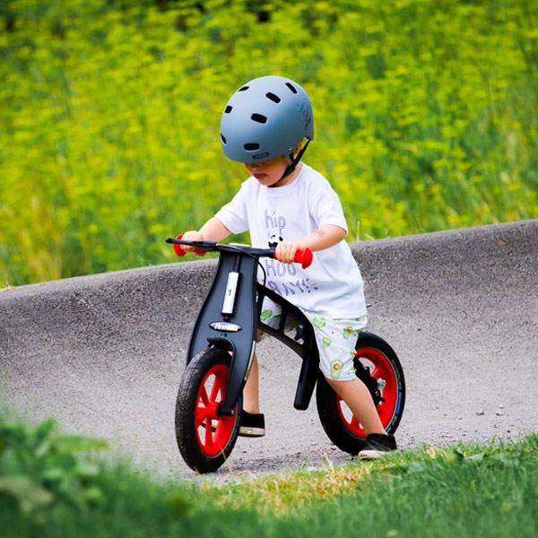 Παιδικό Ποδήλατο Ισορροπίας Racing Limited Πορτοκαλί FirstBIKE