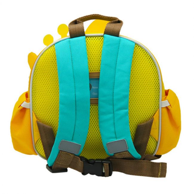 Παιδική Iσοθερμική Τσάντα πλάτης 2019 3D Marcus & Marcus Καμηλοπάρδαλη