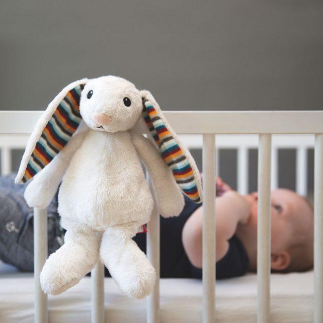 λευκούς ήχους ZAZU Πλενόμενος βοηθός συντροφιάς για τον ύπνο των μωρών με ακουστικό αισθητήρα για το κλάμα