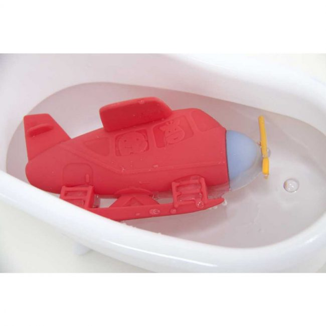 Παιχνίδι Μπάνιου σιλικόνης ανοιγόμενο για πλύσιμο Marcus & Marcus