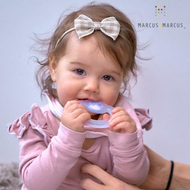 Βρεφική Οδοντόβουρτσα οδοντοφυΐας φαρμακευτικής Σιλικόνης marcus & marcus