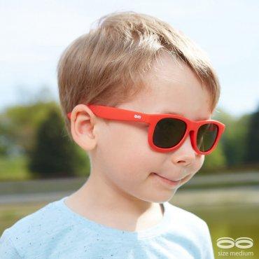 iTooTi Κόκκινα Παιδικά Γυαλιά Ηλίου 3-5 ετών