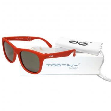 iTooTi Κόκκινα Βρεφικά Γυαλιά Ηλίου 6-30 Μηνών