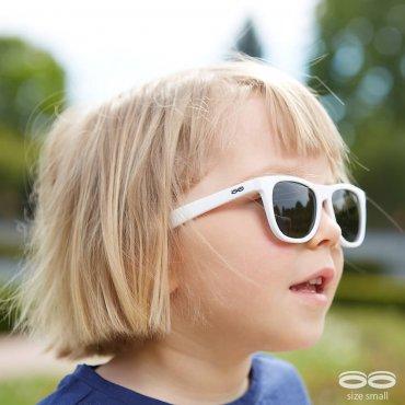 iTooTi Λευκά Βρεφικά Γυαλιά Ηλίου 6-30 Μηνών