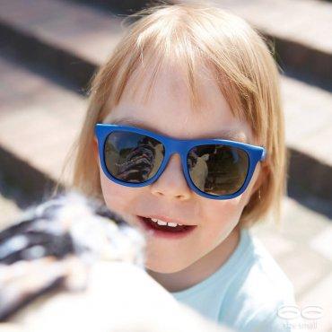 iTooTi Μπλέ Βρεφικά Γυαλιά Ηλίου 6-30 Μηνών