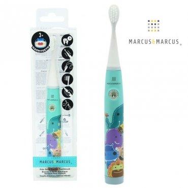 Μπλέ Παιδική Ηλεκτρική Οδοντόβουρτσα Oral Sonic Electric Marcus & Marcus kids
