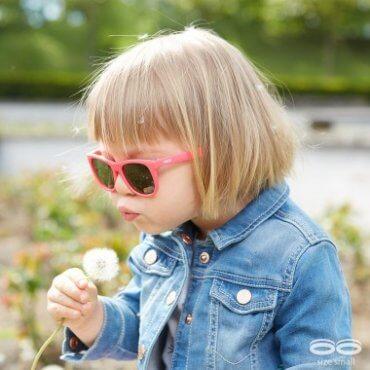 iTooTi Ρόζ Βρεφικά Γυαλιά Ηλίου 6-30 Μηνών