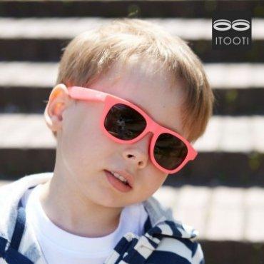 iTooTi Ρόζ Παιδικά Γυαλιά Ηλίου 3-5 ετών