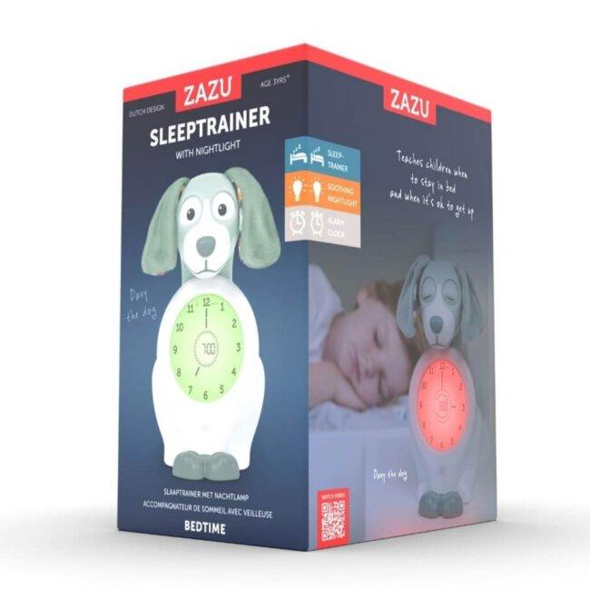 Davy Το Σκυλάκι Εκπαιδευτικό Ξυπνητήρι Φωτάκι Νυκτός Zazu