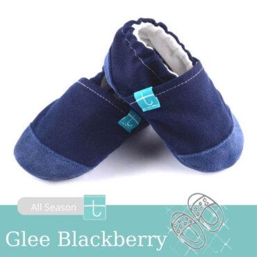12-18 Μηνών Νο 20 TiTot Glee blackberry Παντοφλάκια βρεφικά baby run Χειροποίητα