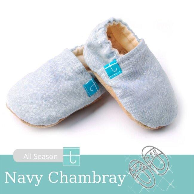 no-22-navy-chambray-pantoflakia-crawl-xeiropoihta-titot-18-24-minon-kalokairi